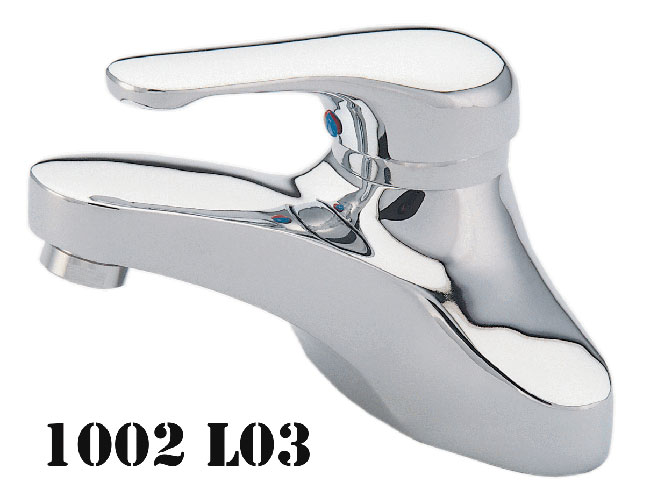 4 in. single Handle Lavatory Faucet