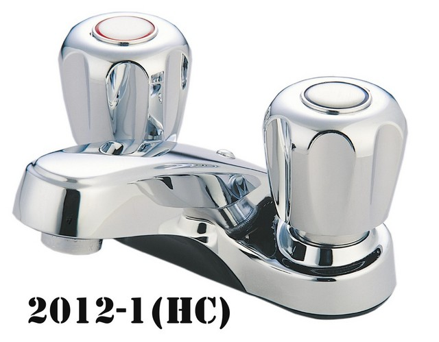 4 in. Two Handle Lavatory Faucet