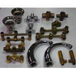 OEM Parts, Brass Accessories, Brass Tube, Cast Brass, Forged Fittings, Zinc Alloy Die Casting