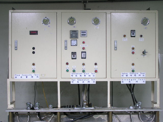 (2) Flow Capacity Test / High Temperature Test / Strength Test